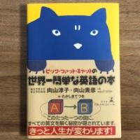 ビッグファットキャットの世界一簡単な英語の本のアイキャッチ